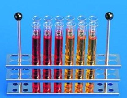Slika za stalak ss za epruvete fi18mm 20-mjesta za vodenu kupelj