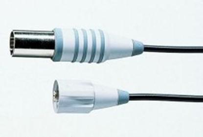 Slika za kabel za elektrodu ph blue line koaksijalni tip lb1a din priključak 1met