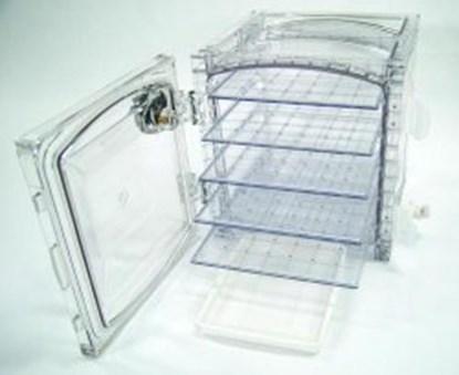 Slika za mjerač vakuuma za eksikator serija vdc