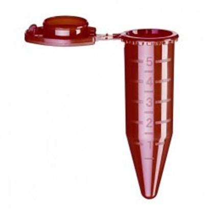 Slika za mikroepruvete pp 5,0ml smeđe pk/200