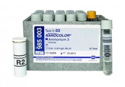 Slika za kivetni test nitrati 2 0,003-0,460mg/l no2-n 0,02-1,50mg/l no2- pk/20