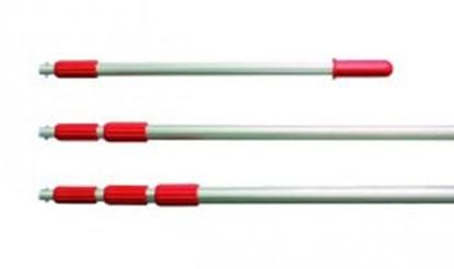 Slika za štap za uzorkivač teleskopski 165-450cm aluminijski
