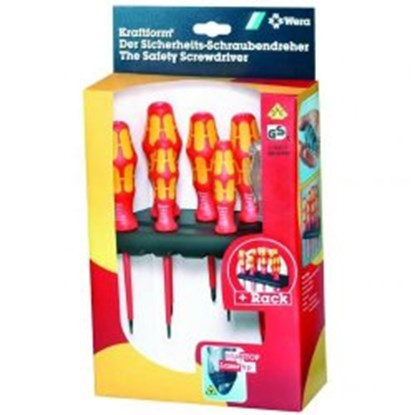 Slika za slot-head screwdriver set of 7 pieces