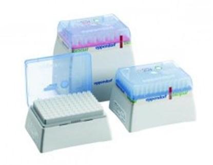 Slika za nastavci za pipetu 50-1000ul 71mm plavi sterilni biopur u kutiji pk/5x96