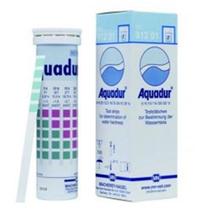 Slika za aquadur test sticks gradation: >3 >5 >10