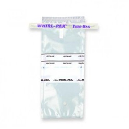 Slika za vreće pe whirl-pak s na2o3s2 115x230mm 300ml sterilne samostojeće pk/100
