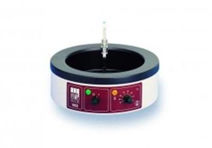 Slika za poklopac aluminijski za parafinsku vodenu kupelj crni eloksirani