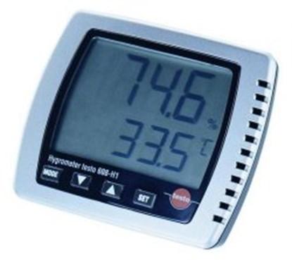 Slika za termohigrometar testo 608-h1