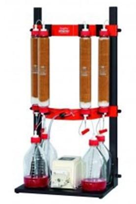 Slika za behrotest <SUP>®</SUP> column elution unit for the elution of soil samples