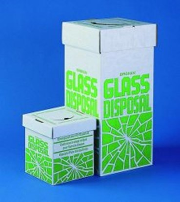 Slika za Disposal Cartons for Broken Glass