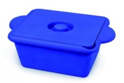 Slika za kontejner za led s izljevom i poklopcem,4l ,381x254x182mm