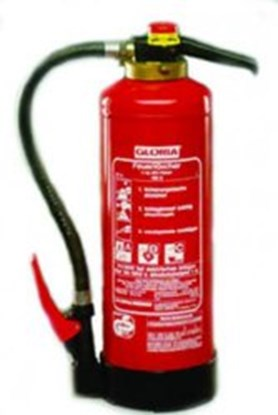 Slika za powder fire extinguisher p 6 jx, class a