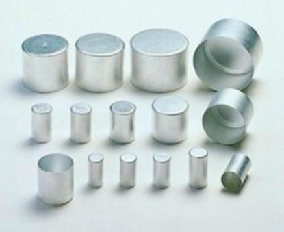Slika za čep aluminjski 15x30mm visoki pk/100
