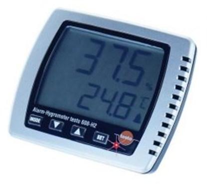 Slika za termohigrometar testo 608-h2