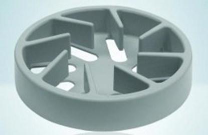 Slika za držač za bocu fi75-120mm za dispenzor ceramus sivi