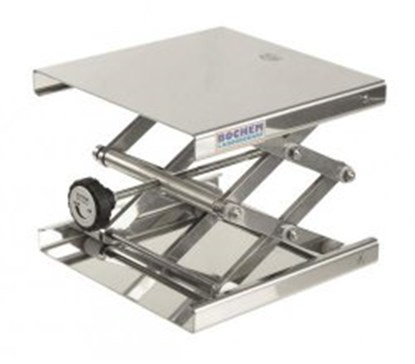 Slika za Laboratory jacks, 18/10-stainless steel