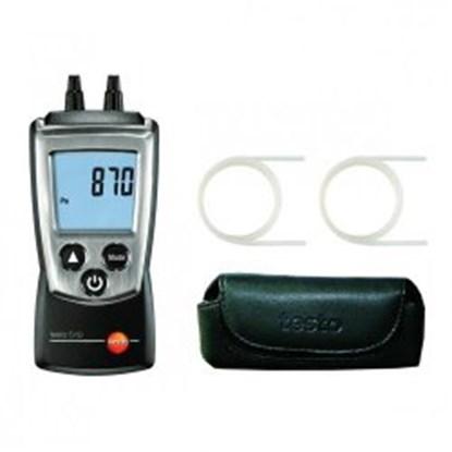 Slika za Differential pressure meter testo 510