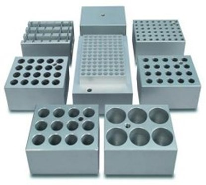 Slika za blok aluminijski za 20 x 2,0ml epruveta