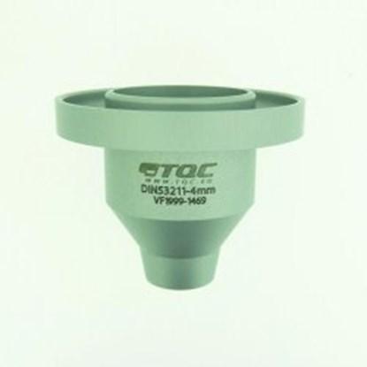 Slika za viscosity cup din en iso 2431 fi4mm