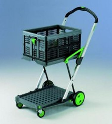 Slika za Laboratory Trolley clax Mobil comfort with Box