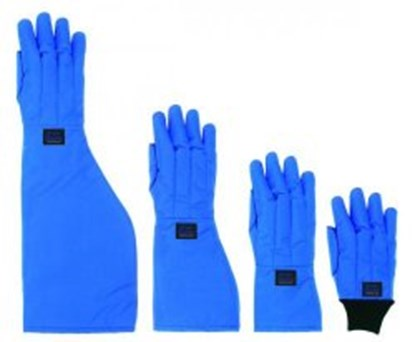 Slika za rukavice za krio zaštitu s 8-8 1/2 vel do podlaktice plave 400mm 1par
