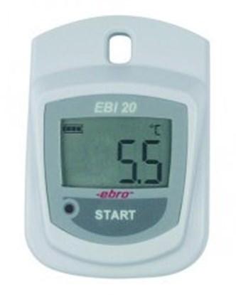 Slika za loger set ebi-20 te1-set: loger s vanjskim senzorom + softver + sučelje