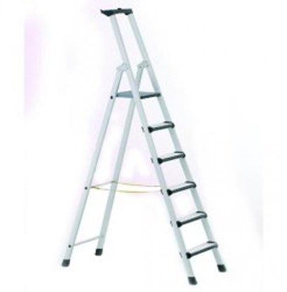 Slika za stepladders, 4 steps, safety platform