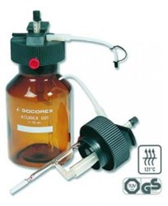 Slika za dispenzor varijabilni 0,2-2ml tip acurex compact 501 + boca staklo smeđa 250ml