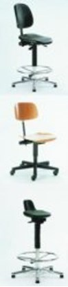 Slika za chairs,pu foam, 52-74 cm,