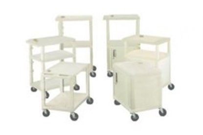 Slika za Laboratory Trolleys, PE-HD