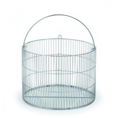 Slika za košara za autoklav cv-150 metalna