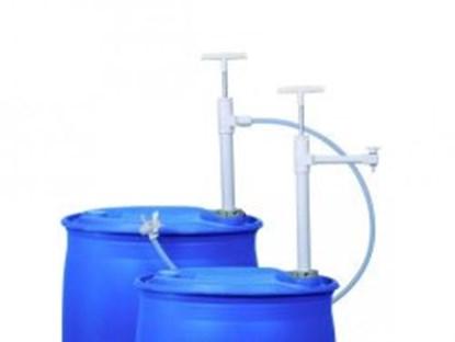 Slika za pumpa ptfe za bačve dubina uranjanja 600mm