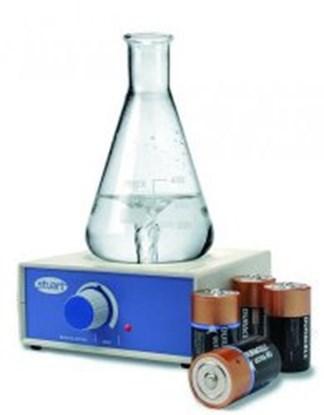 Slika za Magnetic stirrer SM27, with battery operation.