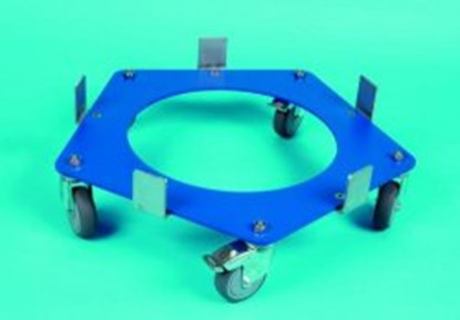 Slika za Castors for cryogenic liquid dewars