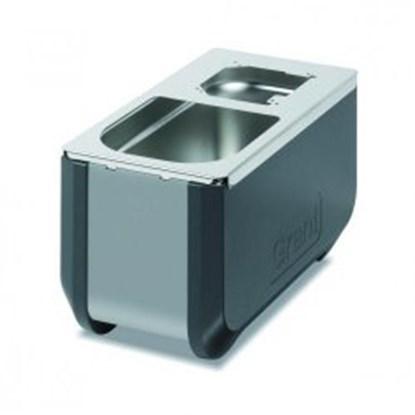 Slika za bath from stainless steel st12