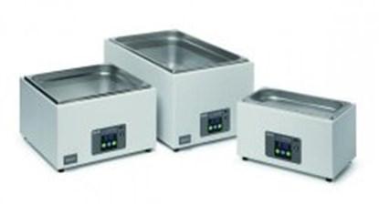 Slika za kupelj vodena tip jba12 digitalna 12l temperatura +5-95c + poklopac