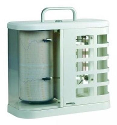 Slika za hygro-thermograph,quartz-controlled,