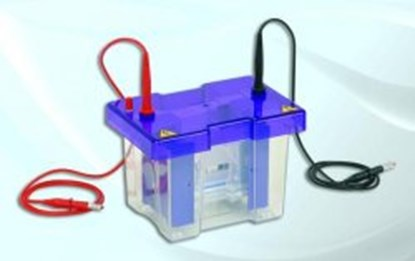 Slika za vertikalni sistem za elektroforezu i blotanje - komplet