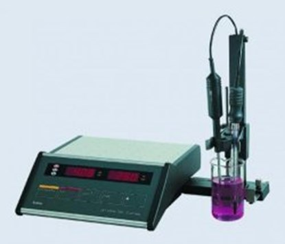 Slika za laboratory ph meter 766, set a