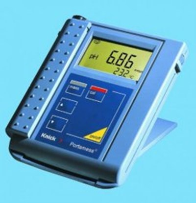 Slika za battery-operated ph meter portamessr 913
