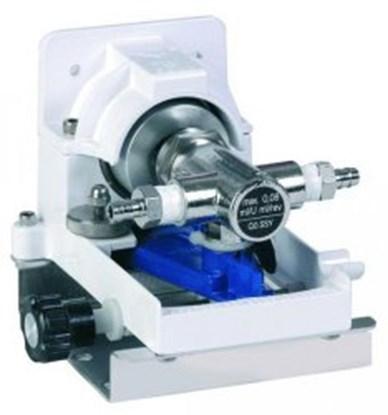 Slika za glava pumpe za pumpu s keramičkim klipom protok 0,004-77ml/min