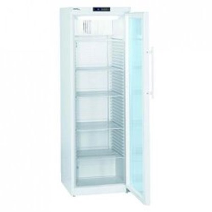 Slika za laboratory refrigerator lkuv 1613 glass door