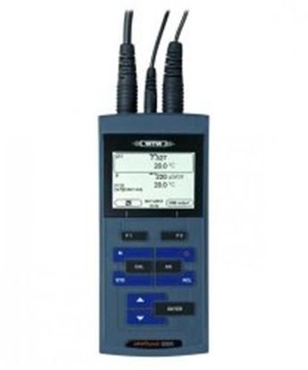 Slika za konduktometar ph/cond 3320 set 2-kanalni set u koferu