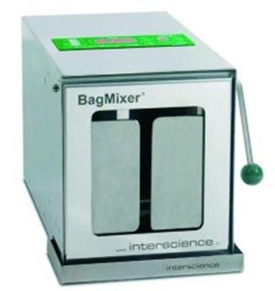 Slika za homogenizator bagmixer 400p 50-400ml 390x260x290mm ss vrata
