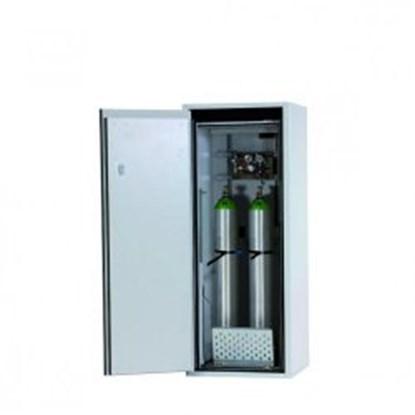 Slika za ormar sigurnosno tehnički za plinske boce   tip  g90, 2050x600x615