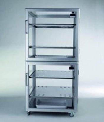 Slika za eksikator/ormarić pmma tip maxi-2 2x156l 560x580x1150mm