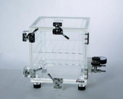 Slika za vakuum desikator tip1000acryl 260x250x260mm