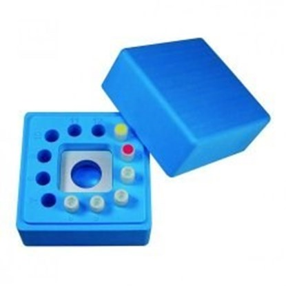 Slika za freezecell for 12 tubes, square shape