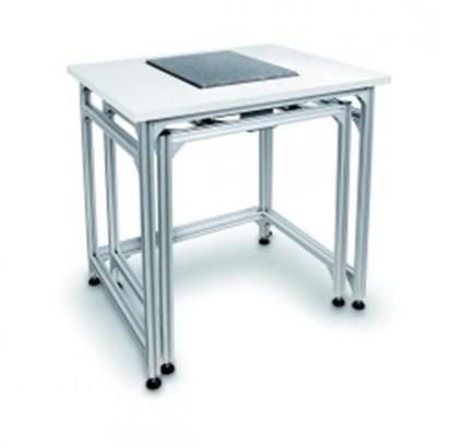 Slika za stol za vaganje 768x648x800mm/ ploča za analitičku vagu 270x410x115mm